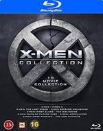 X-men / 10 movie collection