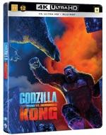 Godzilla vs Kong - Steelbook