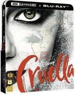 Cruella - Steelbook edition
