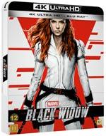 Black Widow - Steelbook edition