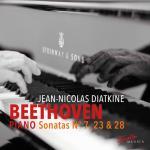 Piano Sonatas No 7/23/28