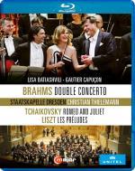 Brahms Double Concerto / etc
