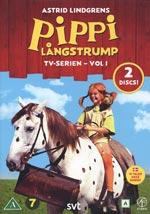 Pippi Långstrump / TV-serien Box 1