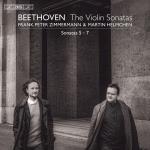 Violin Sonatas 5-7