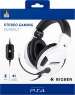 Gaming Headset V3 White Sony licensed
