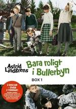 Bara roligt i Bullerbyn Box 1