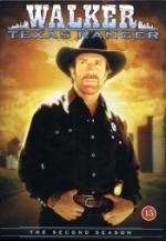 Walker Texas Ranger / Säsong 2 (Repack)