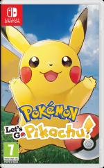 Pokemon: Let`s Go, Pikachu!