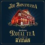 Now serving/Royal tea Live 2021