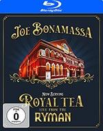 Now serving - Royal tea Live