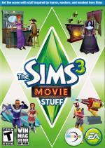 The Sims 3: Film Xtrapakke (DK) Movie Stuff