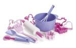 Dantoy - Baking set, Pink (4399)