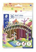 Staedtler - Noris Color Colouring Pencil, 36 pc (185 CD36)