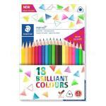 Staedtler - Coloured pencil ergosoft 18 pcs FSC 100%