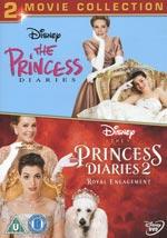 En prinsessas dagbok 1 & 2