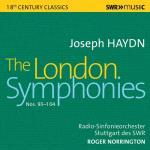 The London Symphonies Nos 93-104
