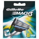 Gillette - Mach 3 8-pack