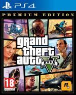 Grand Theft Auto V (GTA 5) Premium Online Editio