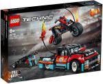 LEGO Technic - Stunt Show Truck and Bike (42106)