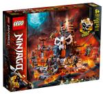LEGO Ninjago - Skull Sorcerer`s Dungeons (71722)