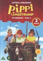 Pippi Långstrump / TV-serien Box 3