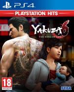 Yakuza 6: The Song of Life (PlayStation Hits)
