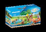 Playmobil - Red Panda Habitat (70344)