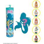 Barbie - Color Reveal Doll (Wave 4) - Mermaids (GTP43)