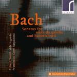 Sonatas For Viola Da Gamba & Harpsichord