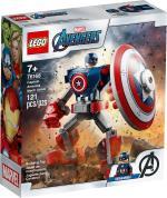 LEGO Super Heroes - Captain America Mech Armour (76168)