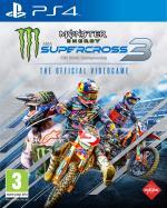 Monster Energy Supercross - The Official Videoga