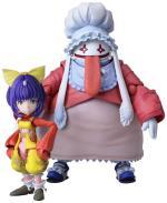 Final Fantasy IX Bring Arts Eiko Carol & Quina Quen