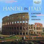 In Italy - Cantatas / Arias / Serenata