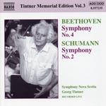 Symphony No 4 & 2 (Tintner)