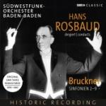 Symphonies Nos 2-9 (Hans Rosbaud)