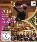 New Year`s Concert 2018 (Riccardo Muti)