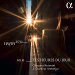 Haydn 2032 Vol 10 - Les Heures Du Jour