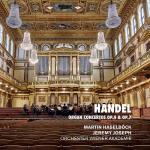 Organ Concertos Op 4 & 7