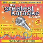 Greatest Karaoke CD Ever! Vol 2