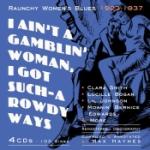 I Ain`t A Gamblin` Woman... Woman`s Blues 23-37