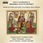 Piae Cantiones & Memoria Sancti Hen