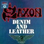 Denim and leather (Splatter)