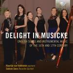 Delight In Musicke - English Songs