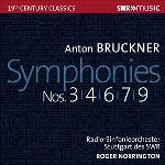 Symphonies Nos 3/4/6/7/9