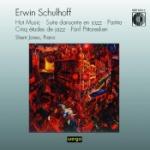Jazz-inspired Piano Works