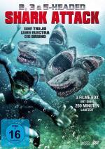 2 3 & 5 Headed Shark Attack Box