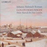 Golovinmusiken (Höör Barock & Dan Laurin)