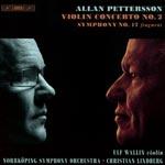 Violin concerto 2/Symphony 17