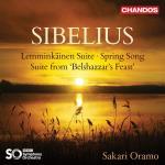 Lemminkäinen Suite/Spring Song
