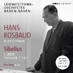 3 Lieder & Sinfonien Nos 2-5 (Rosbaud)